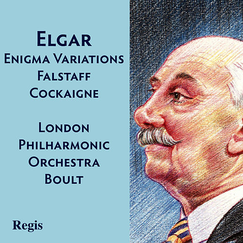 Elgar: Enigma Variations, Falstaff, Cockaigne by London Philharmonic Orchestra