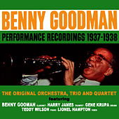 Perfoming Recordings 1937-1938 by Benny Goodman