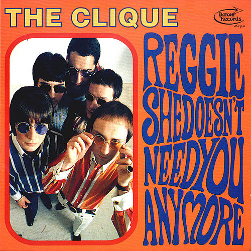 Play & Download Reggie by The Clique | Napster
