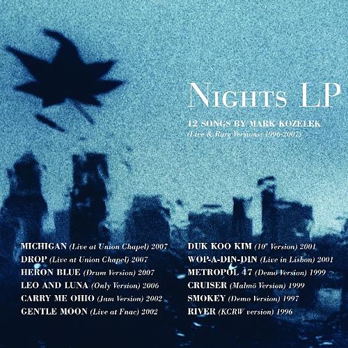 Nights Lp by Mark Kozelek