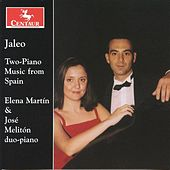 Jaleo: Two-Piano Music from Spain by Elena Martin