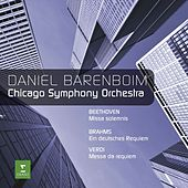Barenboim & Chicago Symphony Orchestra - The Erato-Teldec Recordings, Vol.3 by Various Artists
