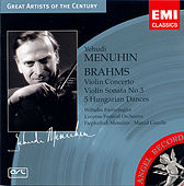 Play & Download Great Artists of the Century by Yehudi Menuhin | Napster