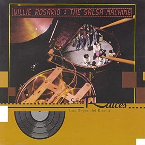 The Salsa Machine by Willie Rosario