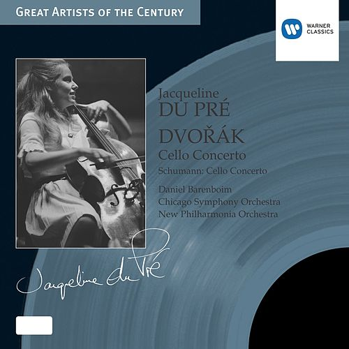 Great Artists of the Century von Jacqueline du Pre