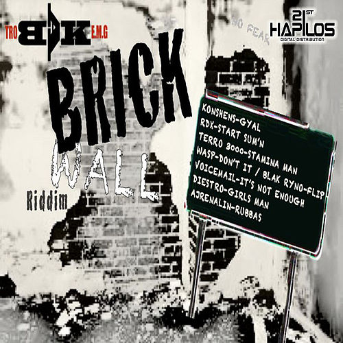 Play & Download Brick Wall Riddim by Various Artists | Napster