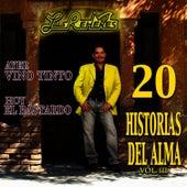 20 Historias Del Alma Vol.III by Los Rehenes