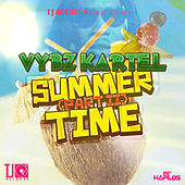 Play & Download Summer Time [Part 2] by VYBZ Kartel | Napster