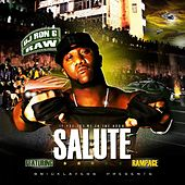 Salute (feat. Rampage & DJ Ron G) by Raw