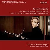 Play & Download Vivaldi, Jacob, Francaix & C.P.E. Bach: Bassoon Concertos by Christian Kunert | Napster