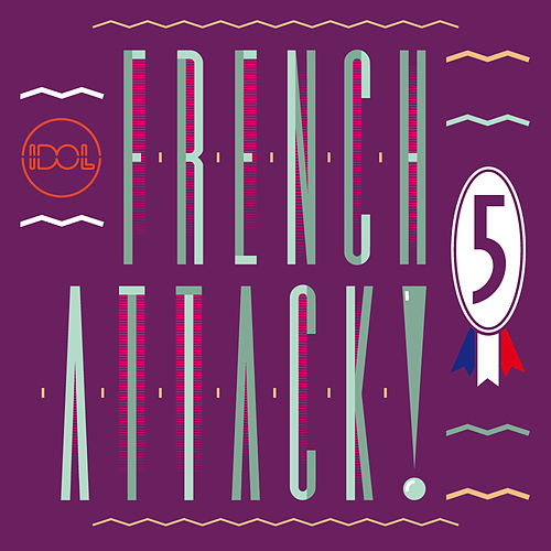 French Attack! Vol. 5 by Various Artists