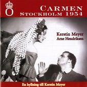 Play & Download Bizet: Carmen (Stockholm, 1954) by Arne Hendriksen | Napster