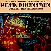 Play & Download Live Performance In New Orleans by Pete Fountain | Napster