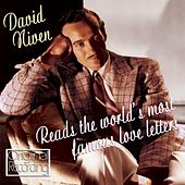 Play & Download David Niven Reads The World's Most Famous Love Letters by David Niven | Napster