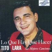 Lo Que Hay Que Hacer by Various Artists