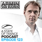 A State Of Trance Official Podcast 123 by Various Artists
