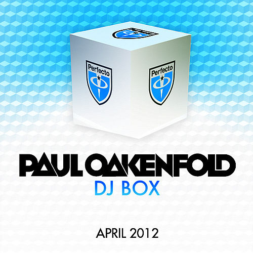 DJ Box April 2012 by Various Artists