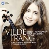 Play & Download Nielsen / Tchaikovsky violin concertos by Vilde Frang | Napster