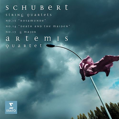 Play & Download Schubert String Quartets Rosamunde Death and the Maiden Quartet in G major by Artemis Quartet | Napster