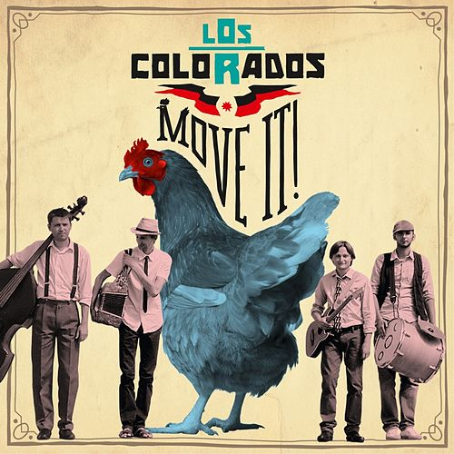 Play & Download Move It by Los Colorados | Napster