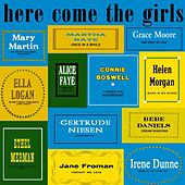 Play & Download Here Come The Girls by Various Artists | Napster