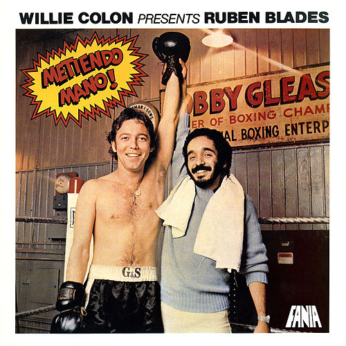 Play & Download Metiendo Mano by Willie Colon | Napster