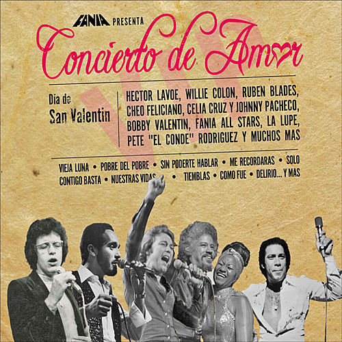 Play & Download Fania Presenta Concierto De Amor by Various Artists | Napster