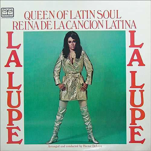 Reina de La Cancion Latina by La Lupe