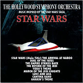 The Music from Star Wars by The Hollywood Symphony Orchetsra