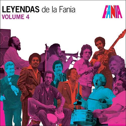 Leyendas De La Fania Vol.4 by Various Artists