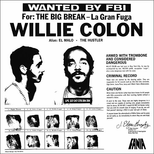 Play & Download La Gran Fuga by Willie Colon | Napster