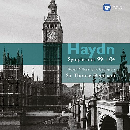 Play & Download Symphonies 99-104 by Franz Joseph Haydn | Napster