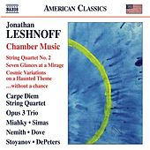 Leshnoff: Chamber Music by Various Artists
