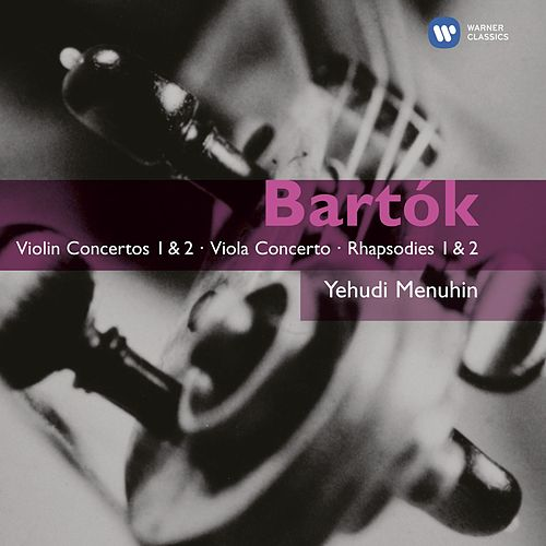 Play & Download Violin Concertos 1 and 2 by Bela Bartok | Napster