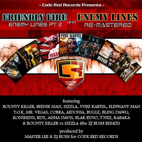 Play & Download Enemy Lines(Remastered) & Friendly Fire(Enemy Lines Pt.2) by Various Artists | Napster