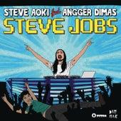 Steve Jobs by Steve Aoki
