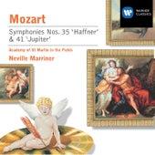 Play & Download Symphonies No. 35 'Haffner' & 41 'Jupiter' by Wolfgang Amadeus Mozart | Napster
