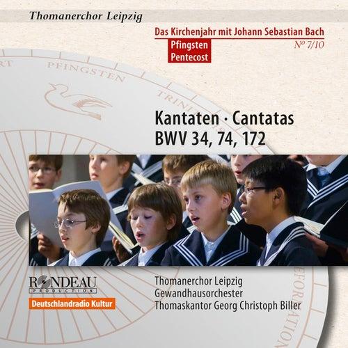 Das Kirchenjahr mit Johann Sebastian Bach, Vol. 7 - Pfingsten by Various Artists