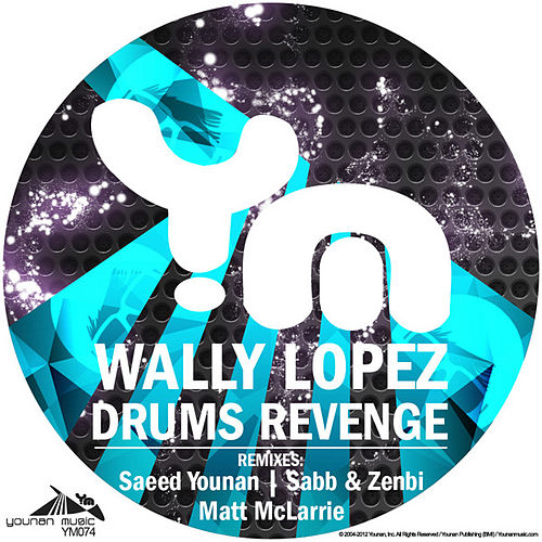 Play & Download Drums Revenge by Wally Lopez | Napster