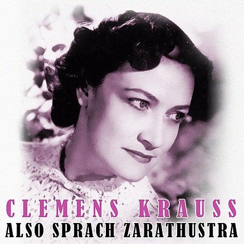 Play & Download Also Sprach Zarathustra by Clemens Krauss   Napster