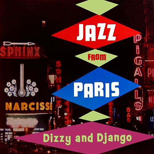 Play & Download Jazz From Paris by Dizzy Gillespie | Napster
