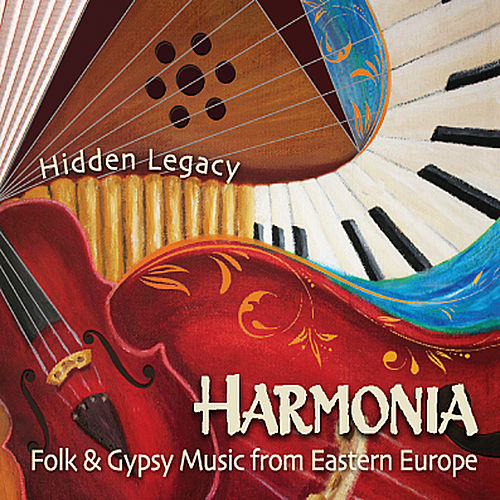 Hidden Legacy by The Harmonia
