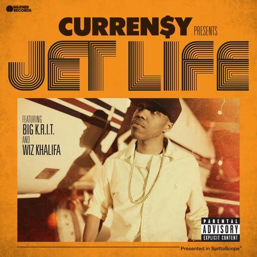 Jet Life (feat. Big K.R.I.T. & Wiz Khalifa) by Curren$y