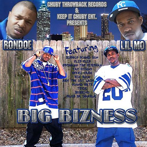 Big Bizness by Lil' Mo
