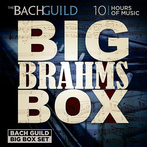 Play & Download Big Brahms Box by Various Artists | Napster