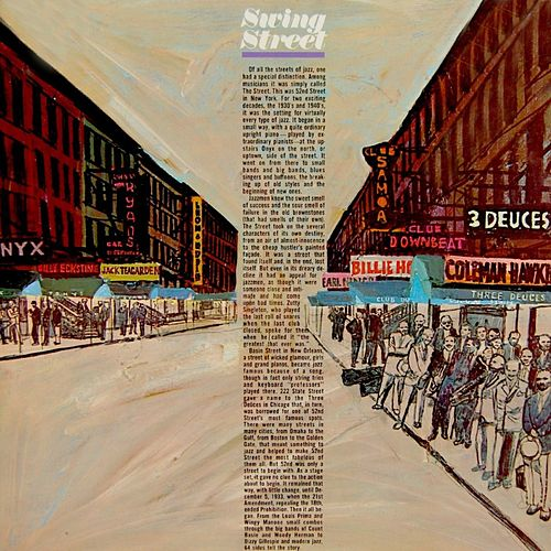 Swing Street Volume 4 by Various Artists