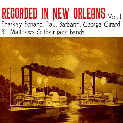 Recorded In New Orleans Volume 1 by Various Artists