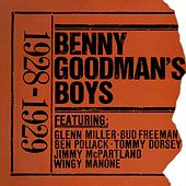 Play & Download Benny Goodman's Boys by Benny Goodman | Napster