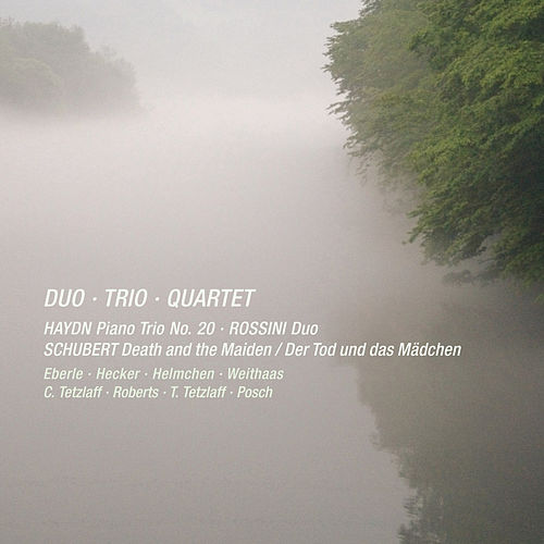 Duo . Trio . Quartet (Haydn, Piano Trio . Rossini, Duo . Schubert, The death and the Maiden) by Various Artists