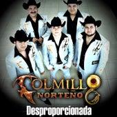 Desproporcionada - Single by Colmillo Norteno